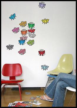 Foto de Vinilos de Keith Haring (1/8)