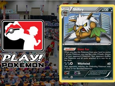 Otra carta de Pokémon que se va. ¡Adiós Shiftry!