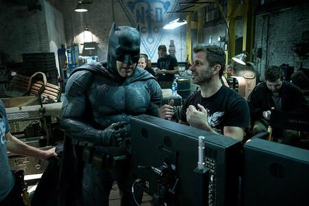 Batman V Superman Bts Zack Snyder