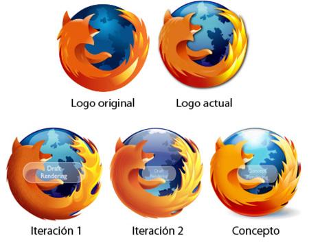 Un nuevo logo para Firefox 3.5