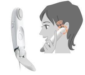 Sound Leaf: auricular que envia el sonido a través de los huesos
