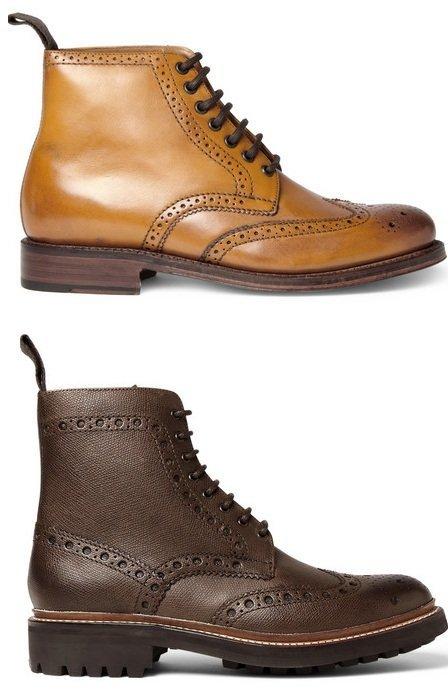 d69a71eb7725b Brogues  el calzado inglés con más solera