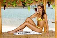 Dayana Mendoza casi pierde la corona de Miss Universo por un desnudo