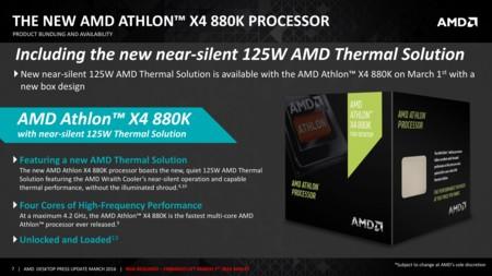 Amd Athlon X4 880k Godavari