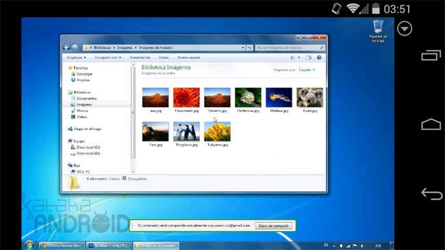 C mo habilitar el acceso remoto a tu ordenador con chrome remote desktop - Escritorio remoto ...