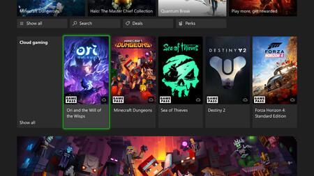 Xbox Game Pass Minecraft Dungeons