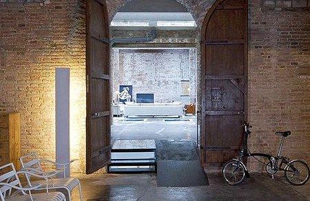 Puertas abiertas: un loft auténtico en Barcelona