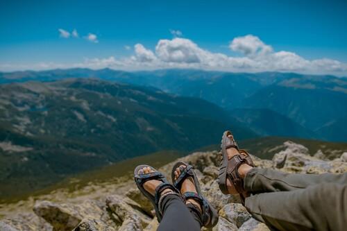 Nueve sandalias de estilo trekking para nuestras aventuras en la naturaleza o en la ciudad