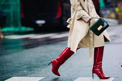 Las 13 botas altas más trendy que serán las protagonistas de tus looks en 2019