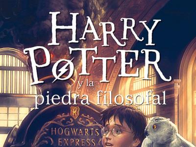 Nuevas portadas para los libros de Harry Potter (y nos encantan)
