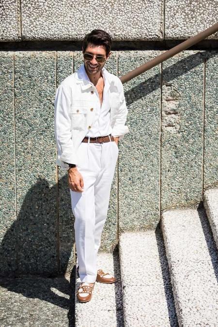 El Mejor Street Style De La Semana Adopta El Blanco Para Recibir La Primavera 10