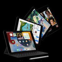 """iPad 2021: el iPad más barato de Apple ahora tiene el procesador del iPhone 11 y una cámara frontal que """"te sigue"""""""