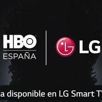 La aplicación de HBO España llega a los smart TV de LG