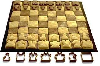 Ajedrez comestible o ajedrez de chupitos, ¿cuál eliges?