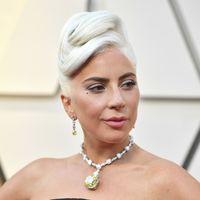 Premios Oscar 2019: Lady Gaga y su extraño moño de alfombra roja