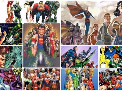 11 cómics para un supergrupo: la Liga de la Justicia a través de tres décadas