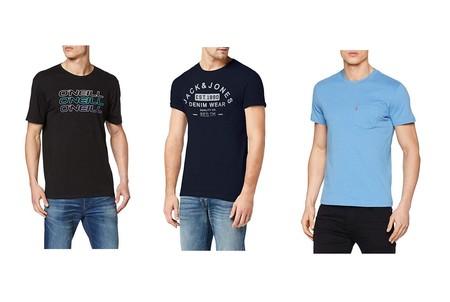 The North Face, O'Neill, Jack & Jones y Levi's: chollos en tallas sueltas de sudaderas y camisetas en Amazon