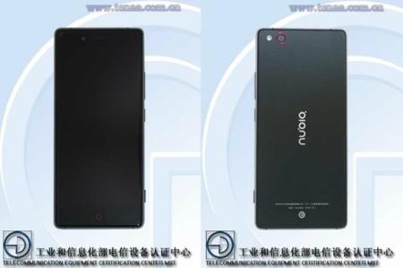 El ZTE Nubia Z9 aparece listado en TENAA con procesador de 3,5 GHz y 8 GB de memoria RAM