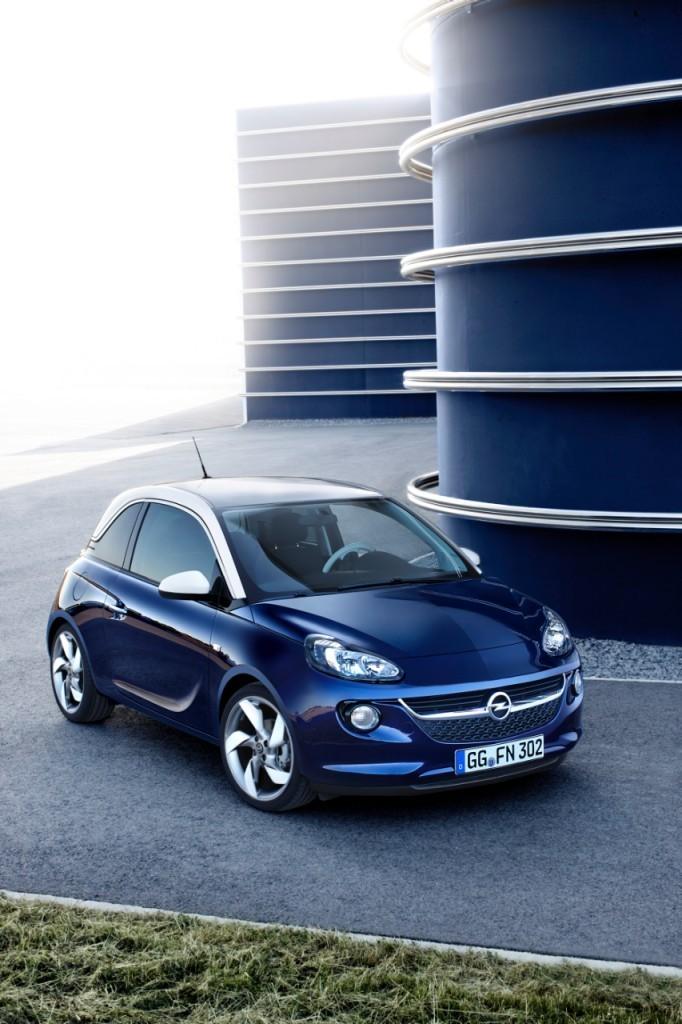 Foto de Opel Adam (39/50)