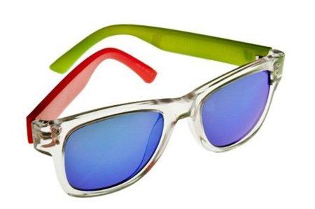 Gafas de sol Dolomiti con los colores de Italia