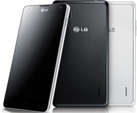 LG Optimus G presume de diseño, cámara y pantalla