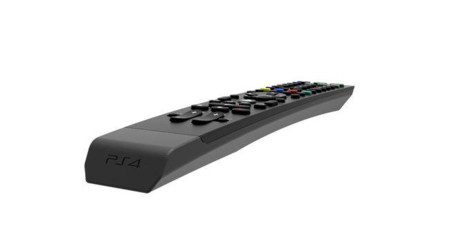 PS4 media remote, el control a distancia official para la consola de Sony