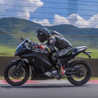 Sólo es un vídeo de 20 segundos, pero confirma que Kawasaki trabaja en una moto eléctrica: la EV Endeavor