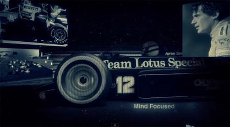 La vida de Ayrton Senna en imágenes