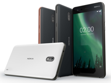 Nokia 2 Mexico