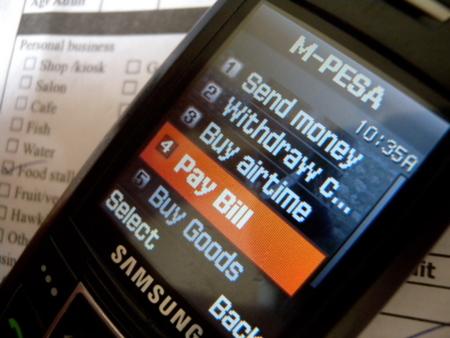 Kenya mobile pay