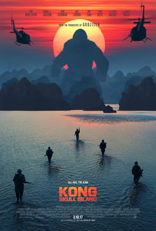 Foto de Carteles de 'Kong: La Isla Calavera' (1/14)