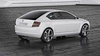 Škoda estrena imagen corporativa y presenta el VisionD