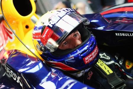 Mark Webber sancionado tras sustituir la caja de cambios