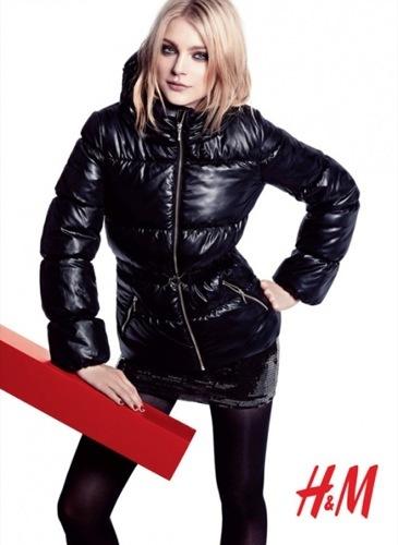 Nuevas tendencias Otoño-Invierno 2009/2010 por HM y Jessica Stam III