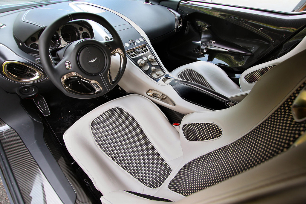 Foto de Aston Martin One-77 (15/20)