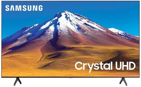 Smart TV 4K 55 pulgadas de oferta en México, Samsung