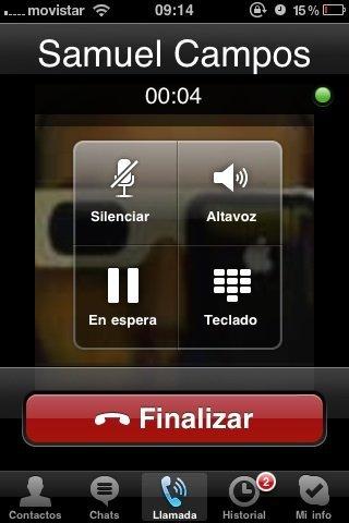 Skype 3G