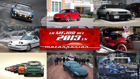 Mejor producción propia: lo mejor de 2013 en Motorpasión