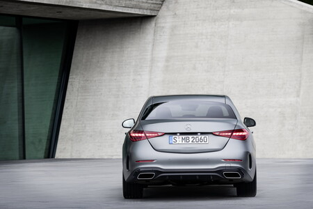 Mercedes Benz Clase C 2022 Precio Mexico 6