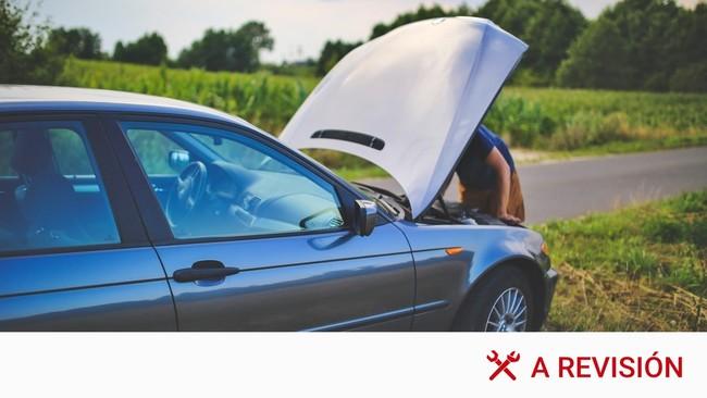 ¿Qué puedo hacer si el coche no arranca?