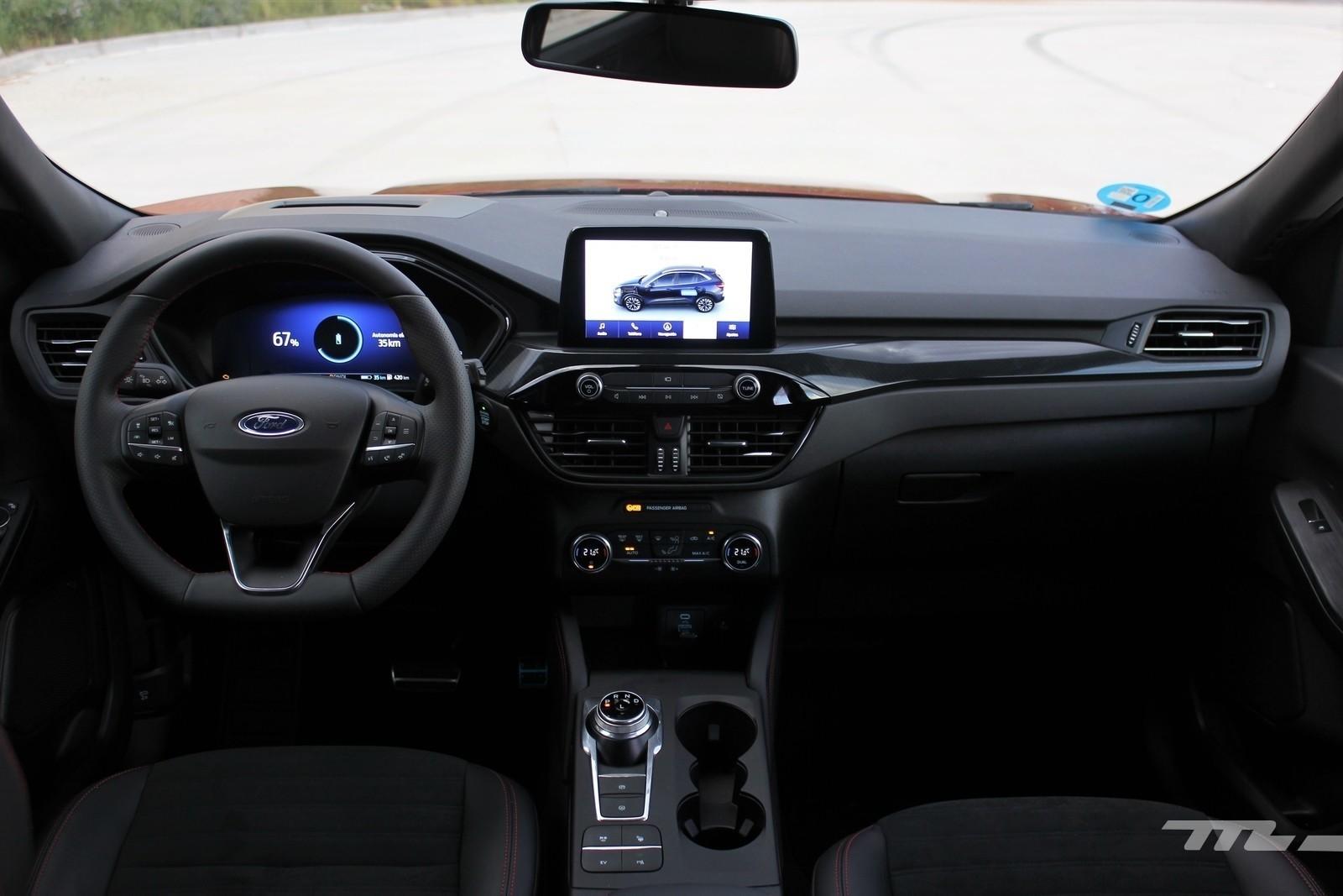 Foto de Ford Kuga 2020 - prueba (45/55)