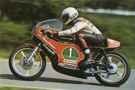 Walter Villa Campeon Harley Davidson