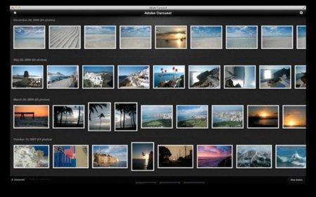 Adobe abre su Carousel al público para sincronizar nuestras fotos en todos los dispositivos