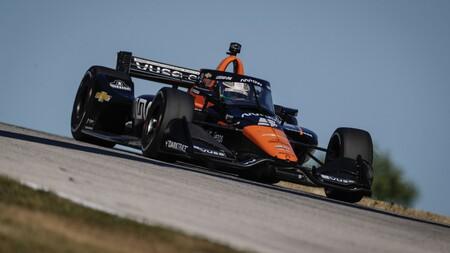 O Ward Road America Indycar 2021