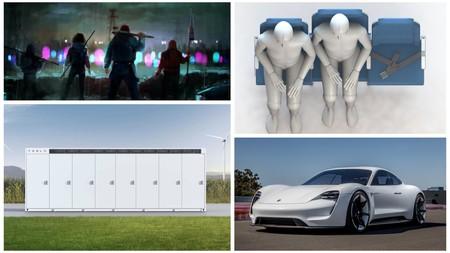 Tesla presenta la batería más grande en su historia y las ocho noticias de tecnología más importantes de hoy