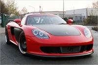 9ff GTT900, Porsche Carrera GT con 900 caballos
