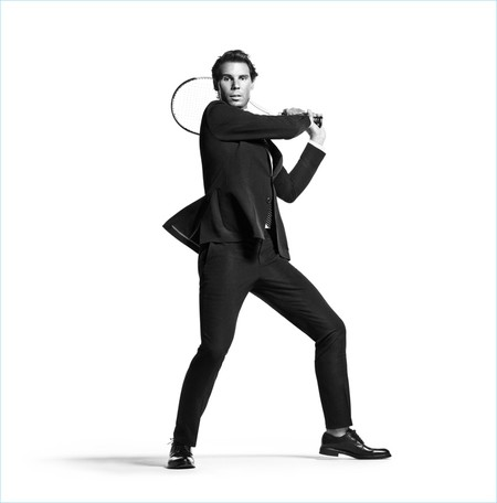 Rafael Nadal 2017 Tommy Hilfiger Tailored Spring Summer Campaign 001
