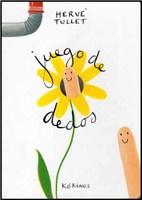 Libro para jugar con los dedos