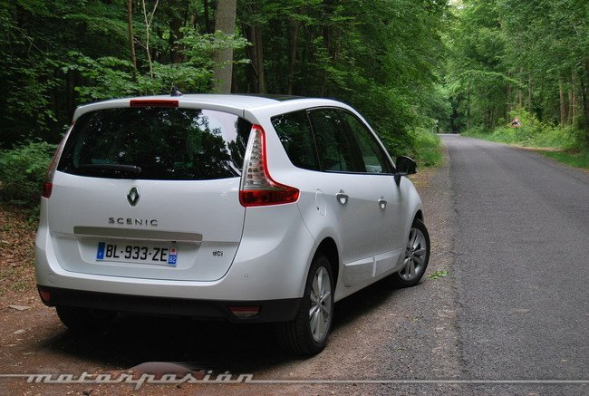 Renault Scénic 1.6 dCi Energy
