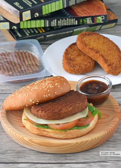 ¿Deben los alimentos vegetales imitar a la carne? Probamos Céréal Grill Vegetal, productos para flexitarianos